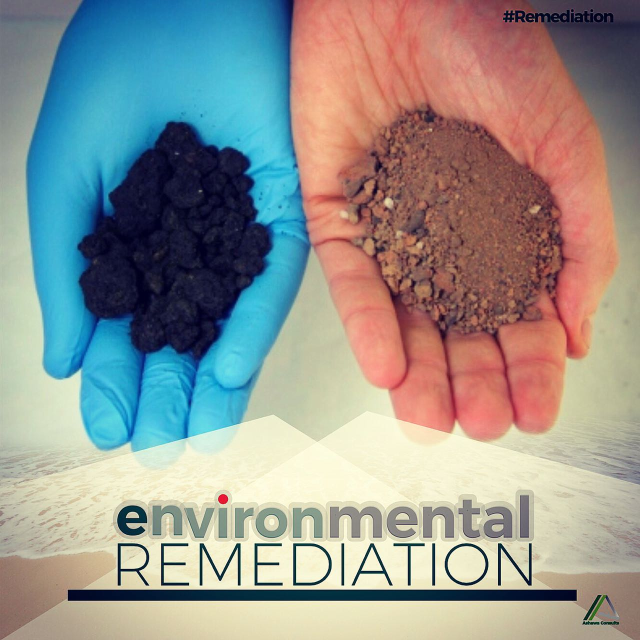 REMEDIATION OF PETROLEUM CONTAMINATED SOIL