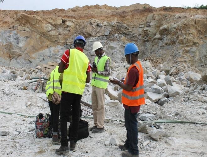 ENVIRONMENTAL IMPACT ASSESSMENT (EIA) FOR LAFARGE AFRICA PLC (AJANAKU GRANITE) QUARRY