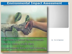 WHAT ARE THE MINIMUM CONTENTS OF ENVIRONMENTAL IMPACT ASSESSMENT?