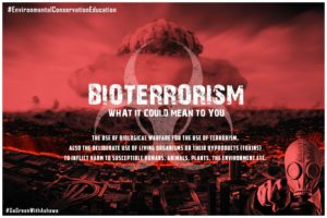 BIO-TERRORISM : WHAT IT COULD MEAN FOR YOU.