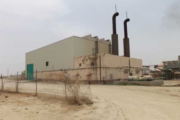 TMP FOR COAL-FIRED POWER PLANT FOR ASHAKACEM