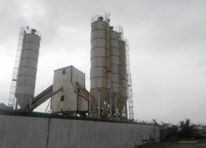 BASELINE ENVIRONMENTAL AUDIT FOR LAFARGE READY MIX PLANT ONNE, PORT HARCOURT, RIVERS STATE.